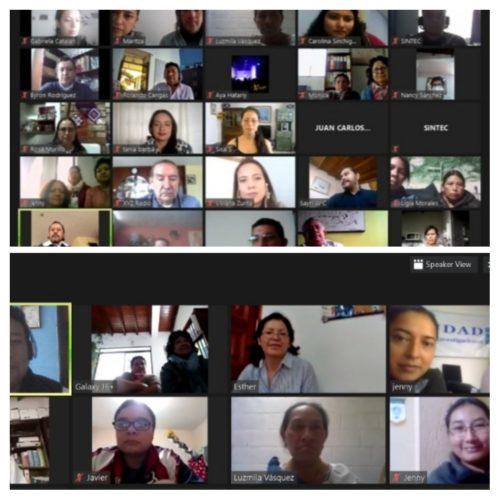 3er Ecuentro Participacion Ciudadana Collage1